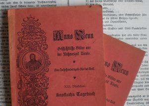 Tagebuch Knoflach